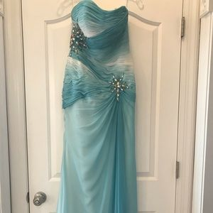 Formal, pageant, prom or ball gown!